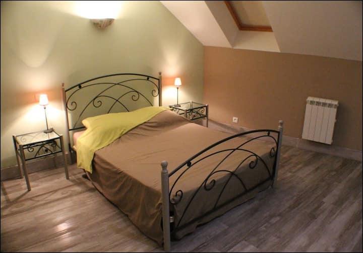 l'ideal,belle chambre d'hote de charme