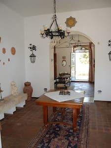 Antica casa siciliana in collina - Valguarnera Caropepe