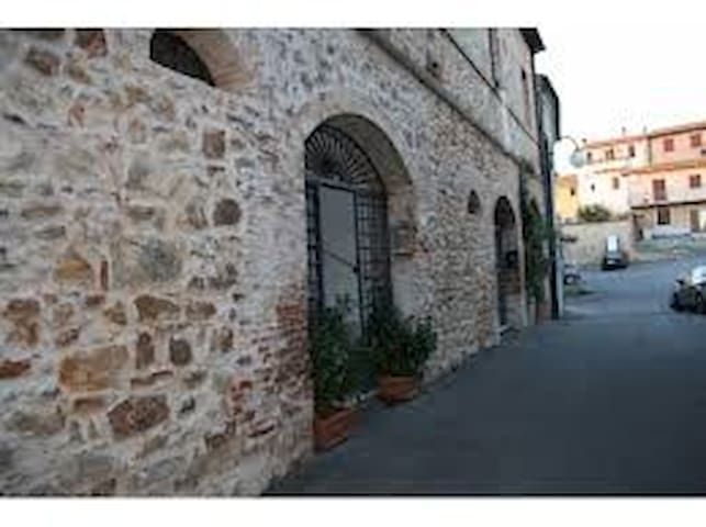 small apartment in farmhouse - Batignano - Wohnung