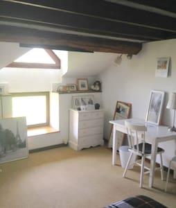 chambre n° 2 chez Mamie Blanche  - Saint-Jean-en-Royans