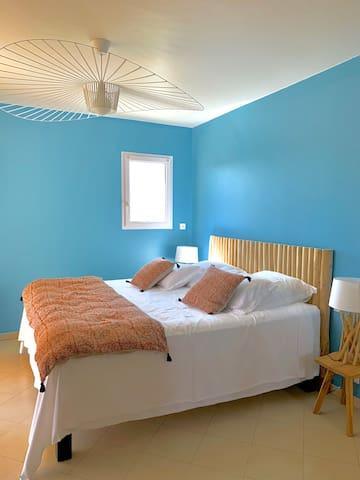 Splendide Chambre d'hôtes Utramontu Corse du sud
