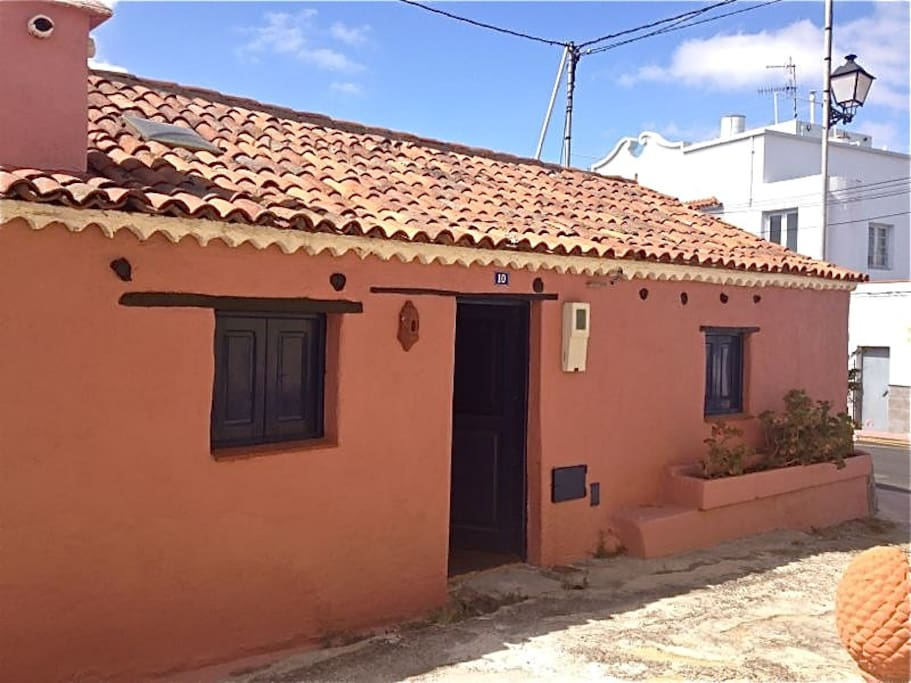 Casa rural la casa rosa houses for rent in san miguel canary islands spain - Casa rural spain ...