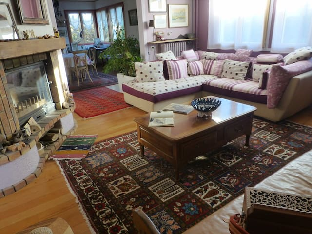Cozy room in charming private house - Belfort - House