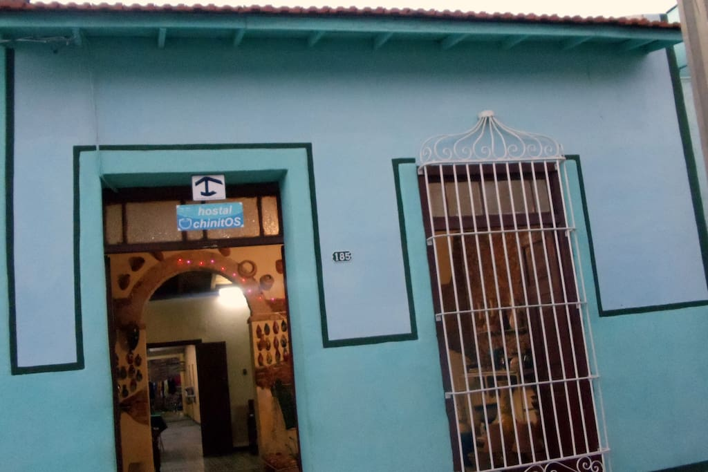 Chinitos hostel front