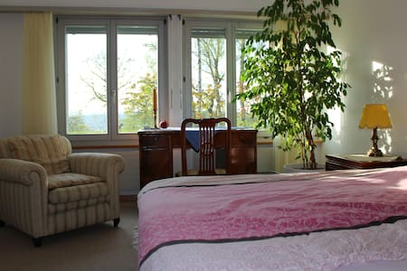 """Double and single room"" in Dornach - House"