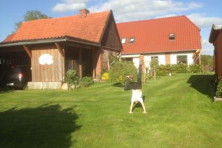 Natur pur und Erholung garantiert - Bülow - Apartment