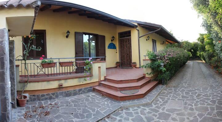 Bella Villa per vacanze a Capo d'Orlando - Sicilia