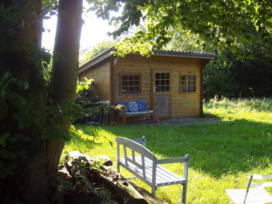 Unterwegs zu Hause Huts zur Miete in Ermatingen Thurgau