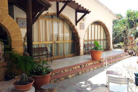 Trapani Depandance in Villa - Salinagrande - Apartament