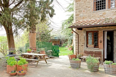 Charming Stone House in Chianti  - San Casciano in Val di Pesa, Firenze - Квартира