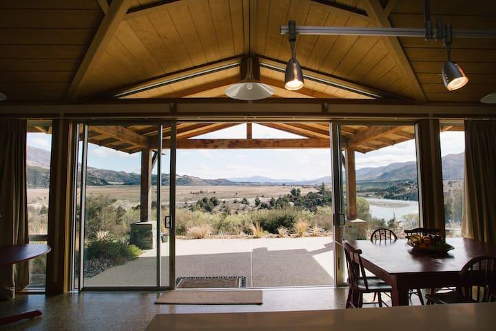 Swallows Rest Lodge - Wanaka - Casa