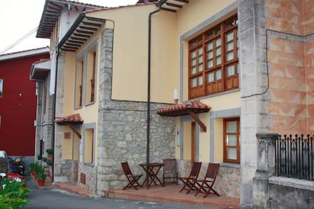 Casa rural en Llanes para 4 - Porrúa - Dom