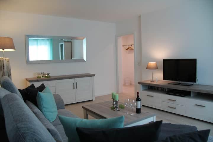 """Hochwertiges 70 m² Ferienappartement """"Domizil"""""""