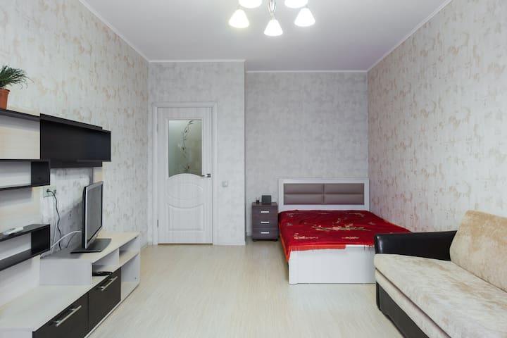 Евро Чистая квартира у Сколково - Odintsovsky District - Apartamento