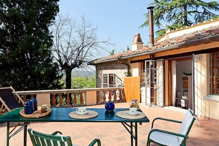 Charming Stone House in Chianti