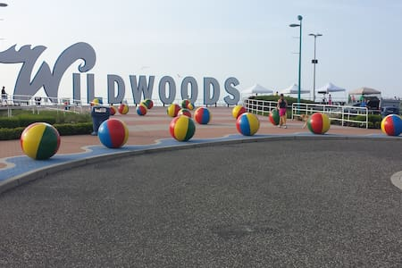 John's Second Condo in Wildwood - Appartement