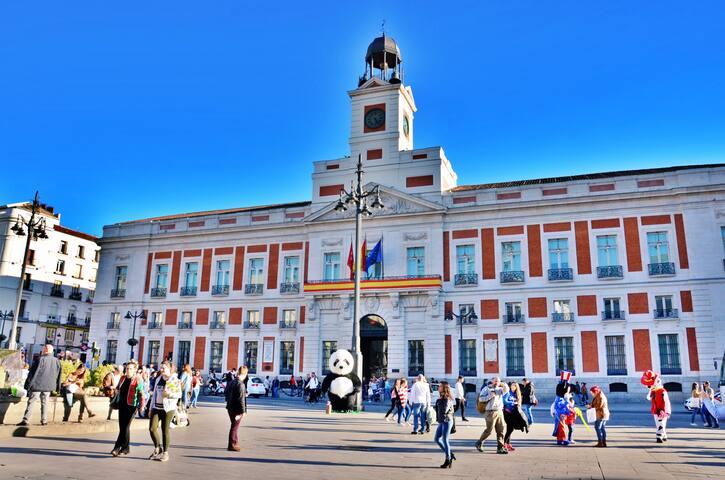 Puerta del Sol Cádiz apartment