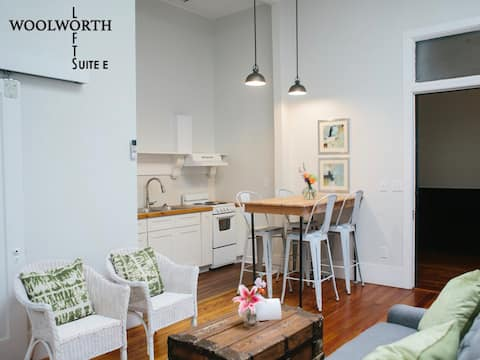 Woolworth Lofts, Suite E. Historic Selma, Alabama