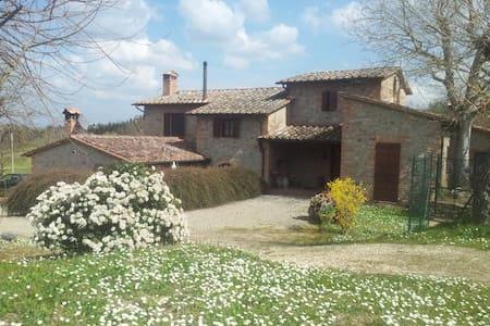 Amazing Country House in Tuscany  - Città della Pieve
