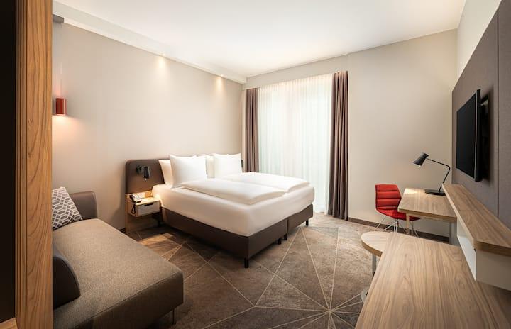 TOP Business-Zimmer in Mannheim (Holiday Inn)