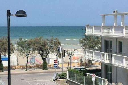 Senigallia-In front of the sea 4p. - Senigallia - Διαμέρισμα
