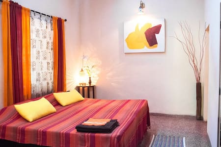 Big room in Village Villa in Anjuna - Anjuna - Villa