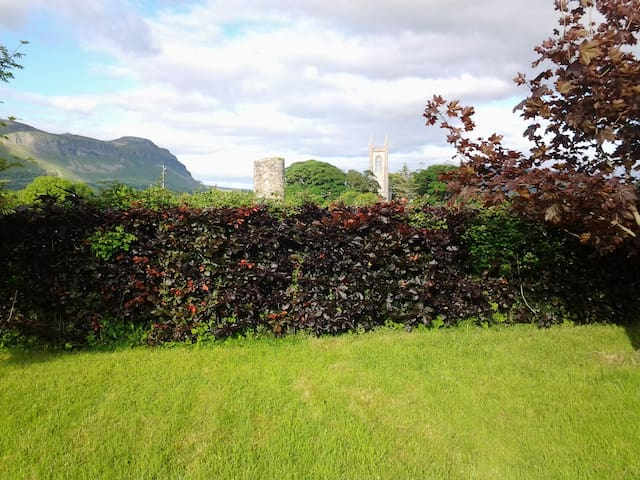 The House behind the Tower, Drumcliff ,Sligo