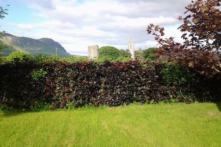 The House behind the Tower, Drumcliff ,Sligo