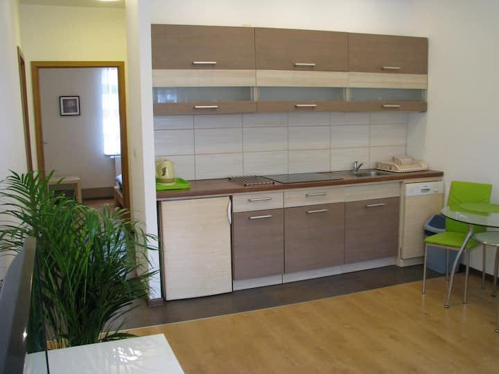 Comfortable&Quiet Apartment C in Gdańsk Oliwa