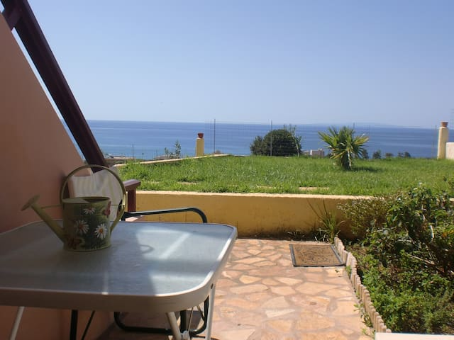 View from the Villa terrace.
