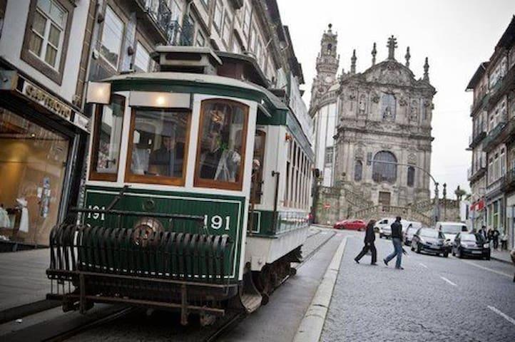 Clérigos Charming Studio in Porto
