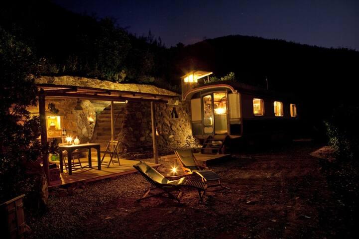 Eco-Lodge Brejeira - Gypsy Van