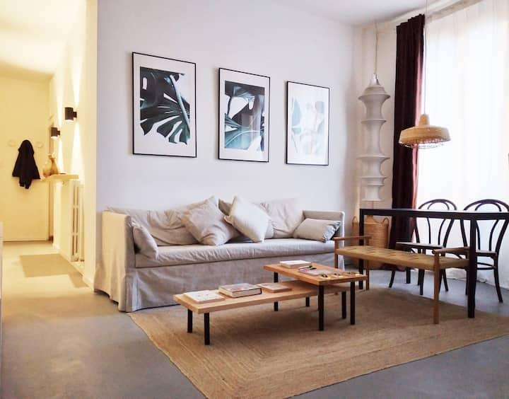 Accogliente appartamento nel cuore di Nolo
