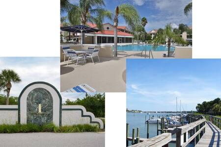 Bouchelle Island - New Smyrna Beach Condo - 公寓