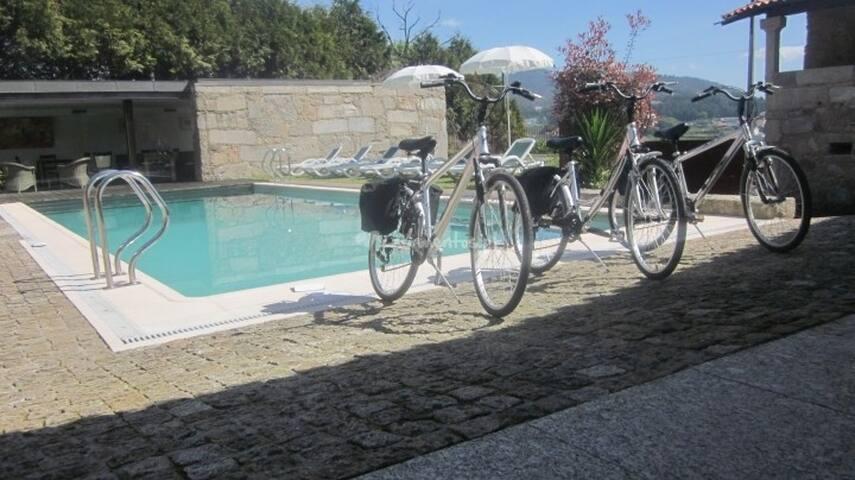 Casa Alves de Torneiros - STANDART - Braga - Villa
