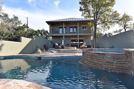 Relax and Enjoy the Views of the Hill Country - Spring Branch - House - 1