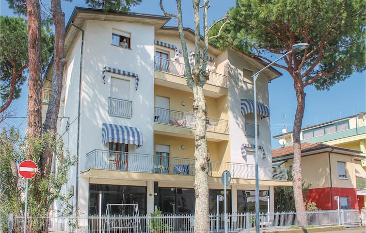 Holiday apartment with 2 bedrooms on 60m² in Rimini -RN-