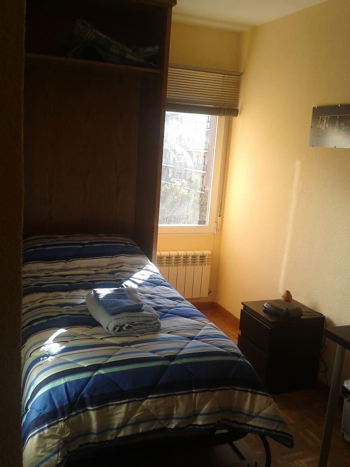 Private room in Bernabéu's area