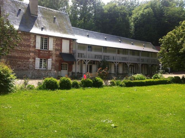 Belle propriété pour vos week-ends en Normandie - Croisy-sur-Andelle - Rumah