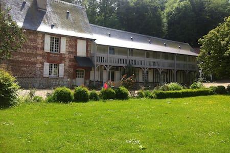 Belle propriété pour vos week-ends en Normandie - Croisy-sur-Andelle - Ház