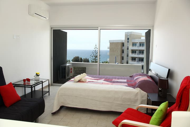 Anemos Hotel Apartments  - Limassol - Appartement