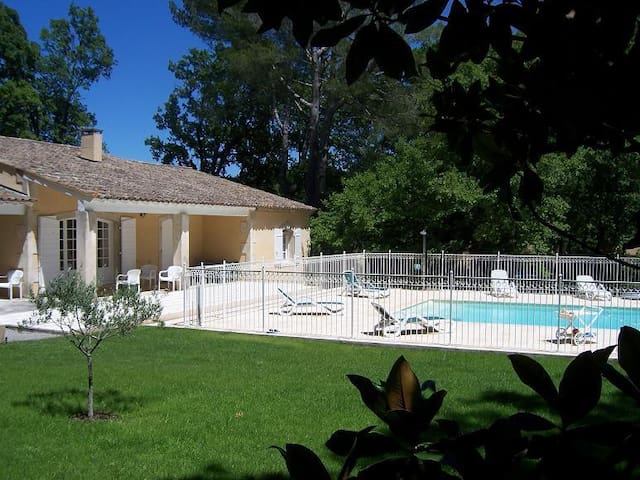 Les chênes blancs - Saint-Rémy-de-Provence - Villa