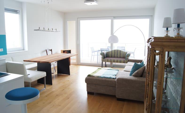 Wohnung in Auen am Wörthersee - Schiefling am See - Huoneisto