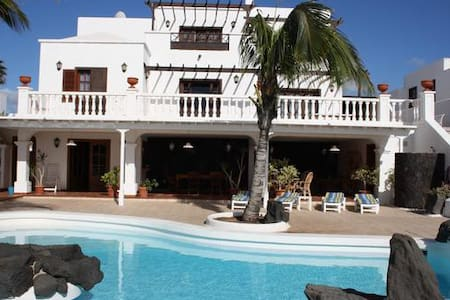 EL DRAGO Mansion **Perfect Place** - Arrecife