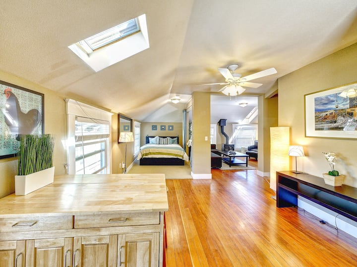 Awesome Loft in the Heart of PDX