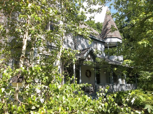 Bunny Trail Guest House - Ithaca - Bed & Breakfast