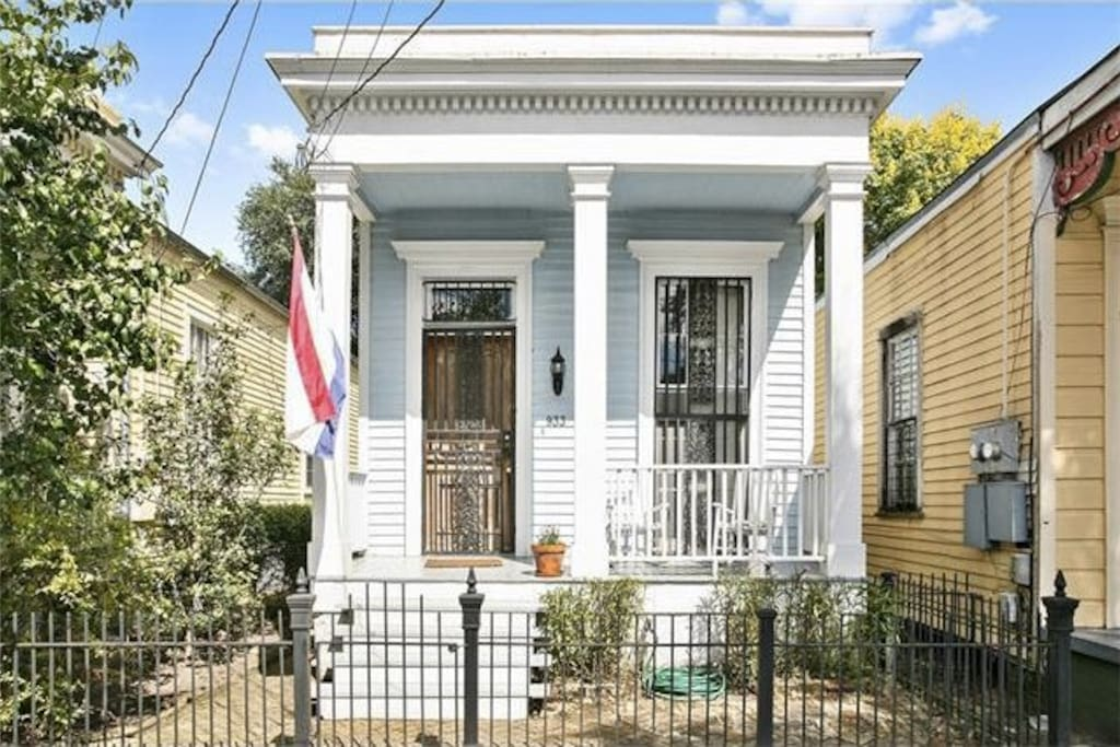 2bdrm Gem One Block From Magazine Houses For Rent In New Orleans Louisian