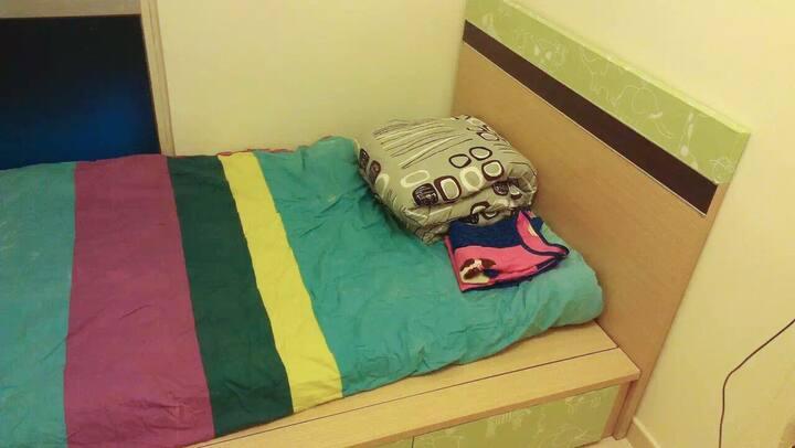 Convenience single room near MTR