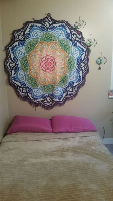 Bed/Wall decor