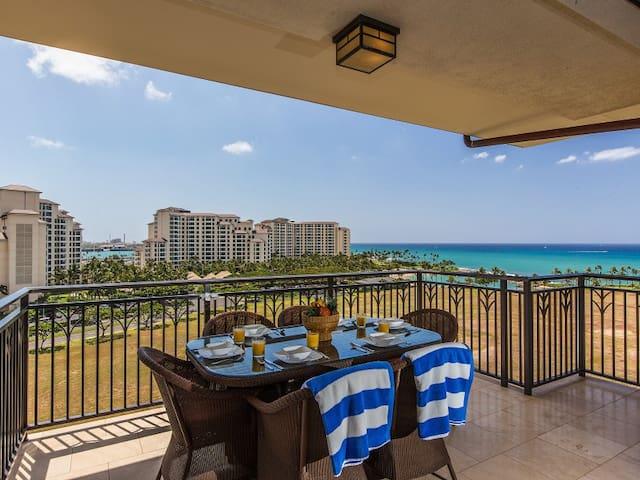 O-924: Ocean Tower Beach Villa - Kapolei - Villa